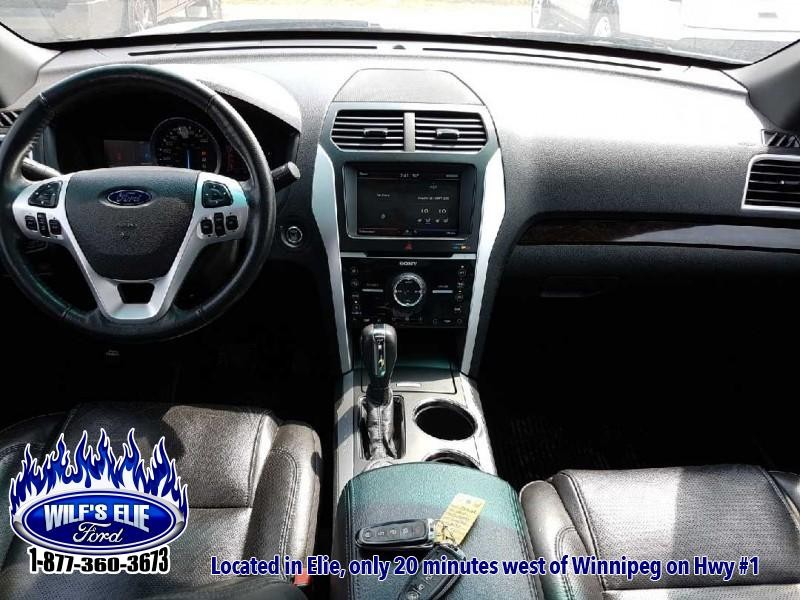 2011 Ford Explorer Limited    Navigation - 6 Passenger