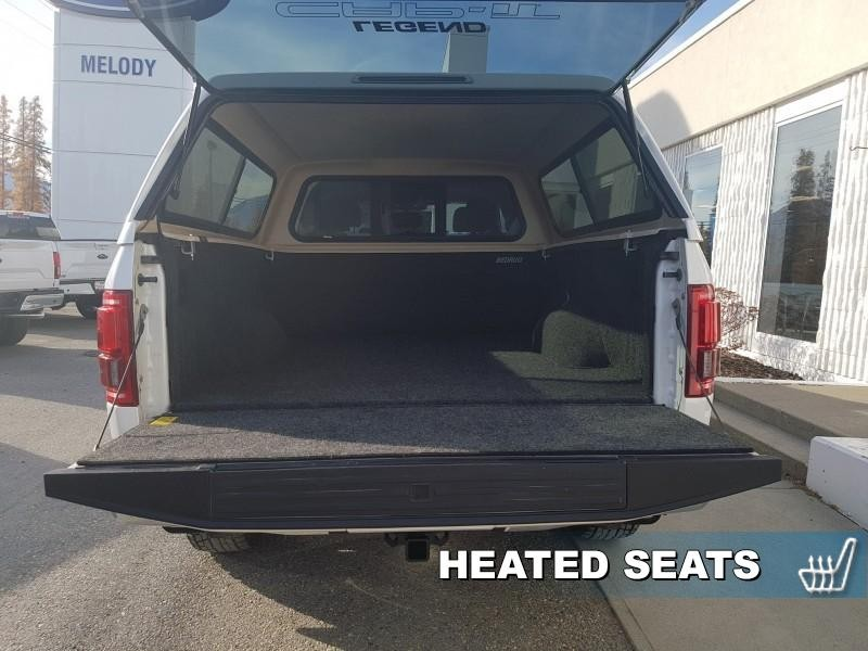2016 Ford F-150 Lariat  - Leather Seats -  Heated Seats - $306.11 B/W