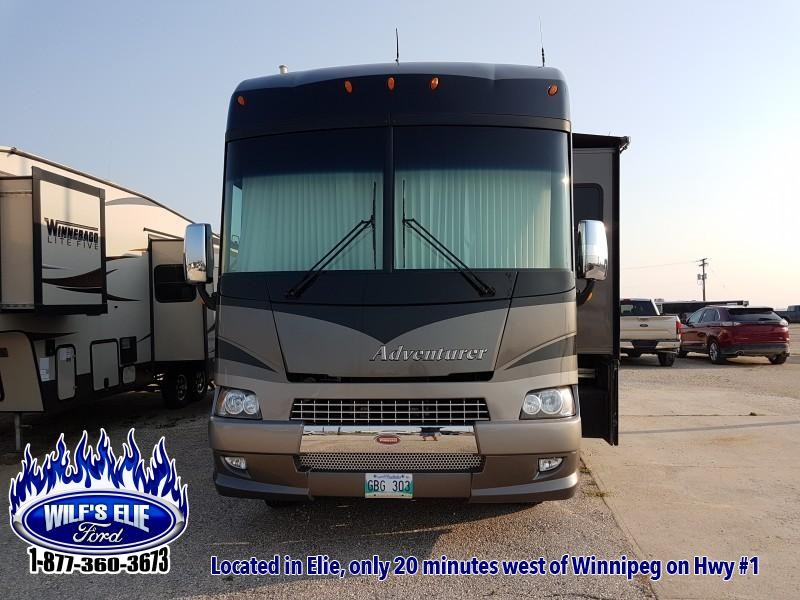 2006 Ford F-53 Motor Home Chassis Base DRW