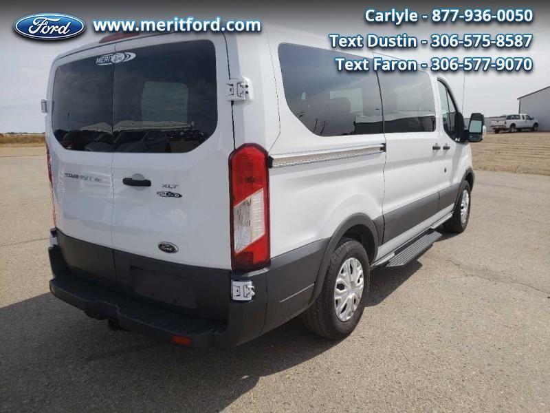 2015 Ford Transit Wagon 150